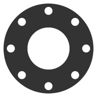 Фланец плоский стальной 25-6-01-1-B-Ст.20-IV ГОСТ 33259-2015