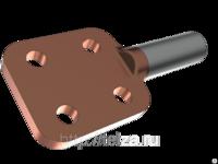 Зажим аппаратный А4А-50-Т