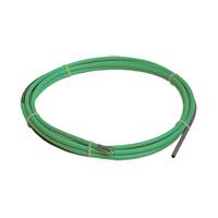 Канал стальной (зеленый) 2,0-2,4 mm, 3 м