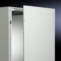 Боковые стенки для шкафа серии TS 2000x600mm, RAL7035 (2шт.)