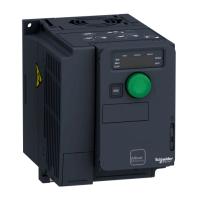 Частотный преобразователь 1.5 кВт 500В 3Ф серия ATV320 компактное исполнение