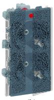 CIMA-модуль 2х2P+E, графит