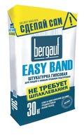 Штукатурка гипсовая универсальная Easy Band 30 кг Bergauf 1уп = 49/40шт