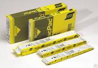 Электроды ОК-46 Ду 4,0х450мм ( пачка 6,6 кг.)