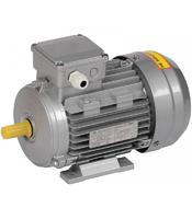 Электродвигатель 3-фазный асинхронный 0.37кВт 1500 об/мин. 380В IM1081 IP55 тип АД 63B4