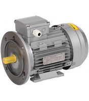 Электродвигатель 3-фазный асинхронный 0.37кВт 1500 об/мин. 380В IM2081 IP55 тип АД 63B4