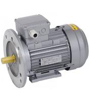 Электродвигатель 3-фазный асинхронный 0,55кВт 1500 об/мин. 380В IM2081 IP55 тип АД 71А4