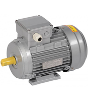 Электродвигатель 3-фазный асинхронный 0,75кВт 1500 об/мин. 380В IM1081 IP55 тип АИР 71B4