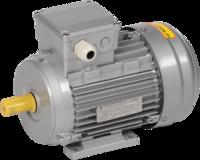 Электродвигатель 3-фазный асинхронный 1,1кВт 3000 об/мин. 380В IM1081 IP55 тип АИР 71В2