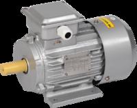 Электродвигатель 3-фазный асинхронный 2.2кВт 3000 об/мин. 380В IM1081 IP55 тип АИР 80В2