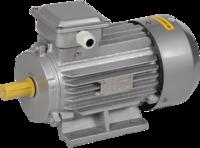 Электродвигатель 3-фазный асинхронный 3кВт 3000 об/мин. 380В IM1081 IP55 тип АИР 90L2