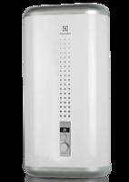 Электроводонагреватель накопит.вертикал. 100 л. FLAT PLUS 1ф. 0,7/1,3 кВт LCD-дисплей врем.нагрева 2ч.40мин.нержавейка