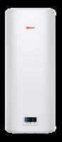 Электроводонагреватель накопит.вертикал. 100 л. FLAT PLUS PRO1ф. 0,7/1,3/2,0 кВт сенсорное управление, бак нержавейка