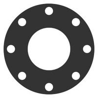 Фланец плоский стальной 250-6-01-1-B-Ст.20-IV ГОСТ 33259-2015