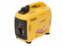 Генератор бензиновый инверторный однофазный 0.7 кВА, бак 1.55 л., расход 0.2 л/ч IG770