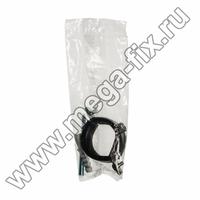 Хомут с резиновым упл. и шпилькой MGF 3 ( 87-94 ) комплект (уп.60 шт.)