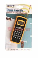 Измеритель расстояния 0,5-12 м, погрешность 0.5% с памятью и калькулятором MS-98(2G) MEET