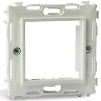 Каркас на 2 модуля (одноместный) без лапок, белый, RAL9010