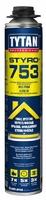 Пено-клей для наружной теплоизоляции Tytan Prоfessional Styro №753 750мл