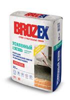 Клей для керамической плитки и керамогранита KS 111 УСИЛЕННЫЙ,Brozex 25кг 1 уп= 48 шт