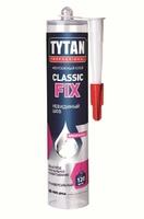 Клей монтажный Tytan Professional Classik Fix прозрачный 310 мл