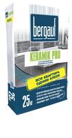 Клей усиленный 25 кг для керамической плитки Keramik Pro Bergauf 1уп=56шт