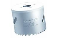 Коронка Bi-metal 51 мм крупный зуб дерево, гипс, алюминий, сталь