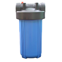 Корпус фильтра 1 BigBlue 10 для хол. воды синий ITA-30