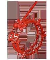 Центратор наружный эксцентриковый ф273-325мм
