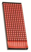 """Маркер для кабеля сечением 0,5-1,5мм символ """"A"""""""