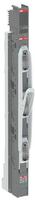 Монтажная панель в шкаф типа 2/2B, 2/2C, 2/2G