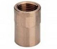 Муфта пайка 22 х 1/2 ВР медь 101664 Viega