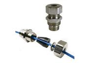 Муфта зажимная герметичная для кабеля Lavita PI для установки в трубу с водой (для трубы 3/4 и 1)