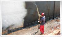 Оборудование и технологии для напыления жидкой резины