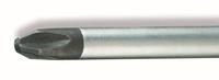Отвертка крестовая PH0 145мм неизолированная