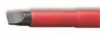 Отвертка шлицевая 8х1,2х175 диэлектрическая