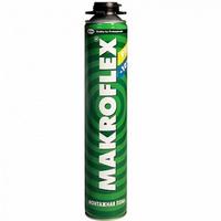 Пена монтажная «Мakroflex» в баллоне, под пистолет всесезонная (-10?C +35?C) 750 мл.