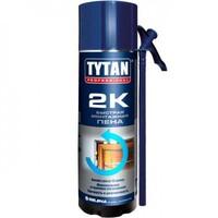 Пена Tytan Professional 2К быстрая двухкомпонентная 400 мл 1уп=12шт