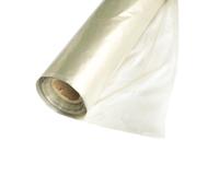 Пленка полиэтиленовая техническая 150мкр (1500мм*2)*100м Эконом ТУ