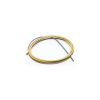 Канал стальной (желтый) 1,2-1,6 mm, 3 м