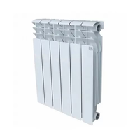 Радиатор AL STI 350/80 6сек.