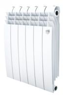 Радиатор биметаллический Royal Thermo BiLiner 500 new (8 секц. )