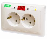 Реле контроля напряжения 16А, 1NO, 150-300 В АС, CP-708