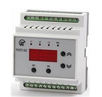 Реле контроля напряжения модульное послед. 220-380В 1НО+1НЗ тип РНПП-302