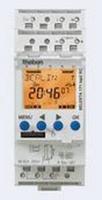 Реле сумеречное модульное цифр. астрономическое 1ПК 16А резерв синхр. времени тип SEL171top2 RC