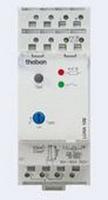 Реле сумеречное модульное электромеханическое 1ПК 16А задержка на вкл/выкл 60 сек тип LUNA 109