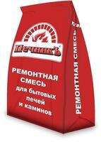 Ремонтная смесь для бытовых печей и каминов Печник ,3кг, 1уп=6шт.