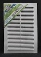 Решетка вентиляционная 200х300 с сеткой Люкс