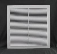 Решетка вентиляционная 300х300 без сетки Эконом