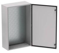 Шкаф 500x600x300мм, IP66 навесной с монтажной платой, серии ST